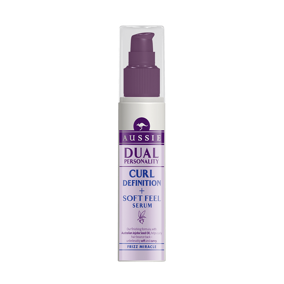 Dual Personality Curl Definition + Soft Feel