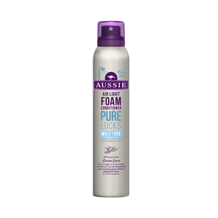 Aussie Pure Locks Light Foam Conditioner Moisture
