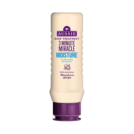 Aussie 3 Minute Miracle Moisture Travel Size