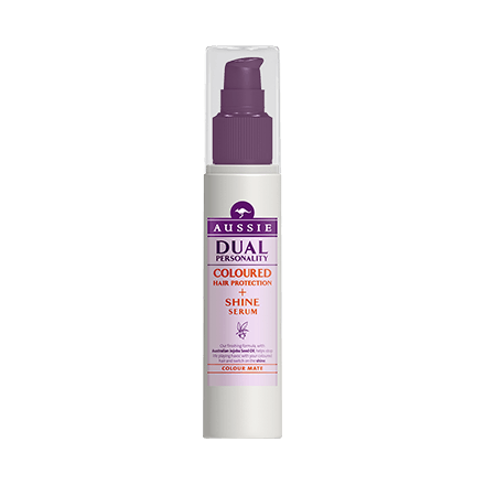 Aussie Dual Personality Coloured Hair Serum