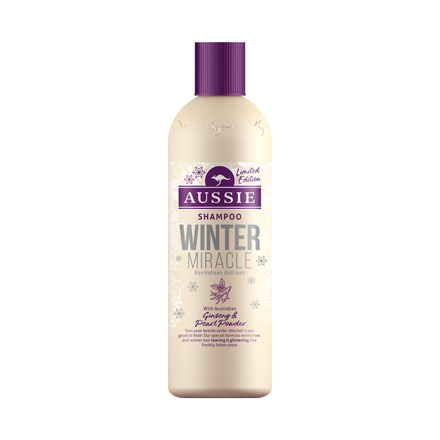 Winter Miracle Limited Edition Shampoo
