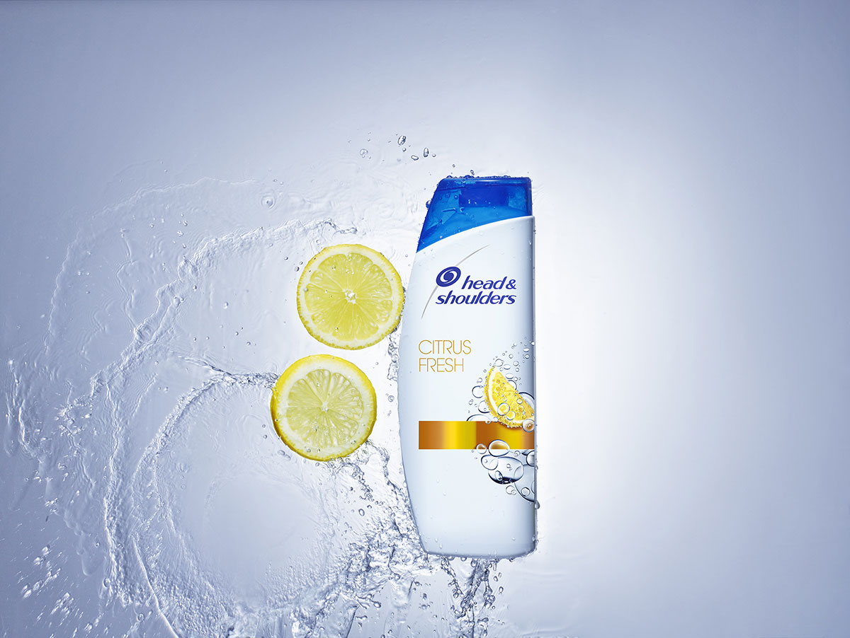 Head & Shoulders Citrus Fresh shampoo