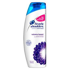 Volume Boost Anti-Dandruff Shampoo
