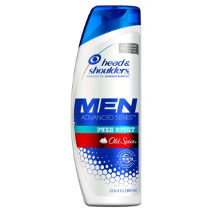 Old Spice Pure Sport Shampoo for Men