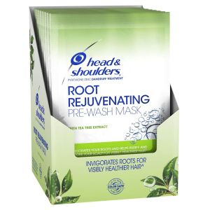 Root Rejuvenating Pre-Wash Mask with Tea Tree Extract
