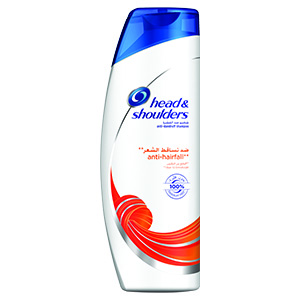 Shampooing contre les pellicules