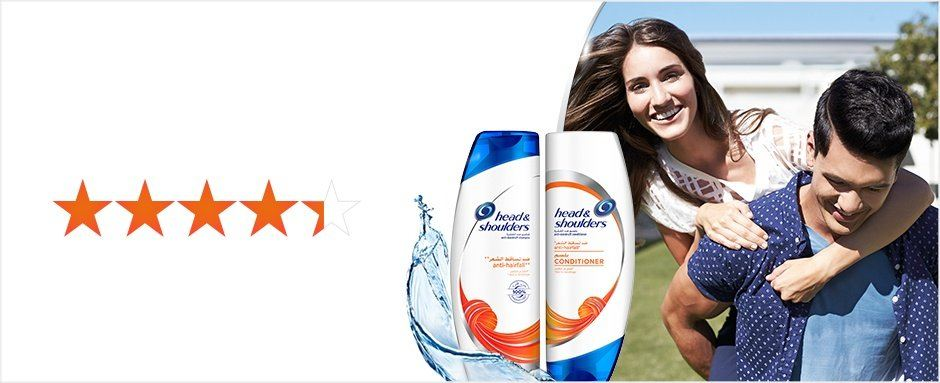 Head & Shoulders Anti Chute